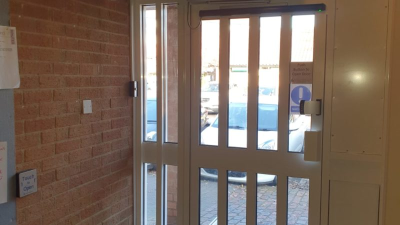 Secure Doors Essex