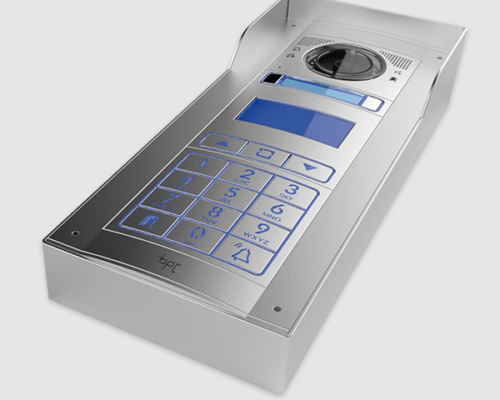 Secure Door Entry System